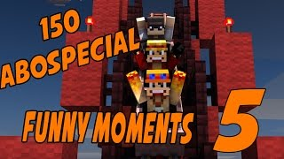 150 Abospecial - Minecraft Funny Moments #5 (MLG EDITION)