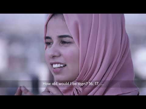 The sky is the limit - Being a girl in Gaza