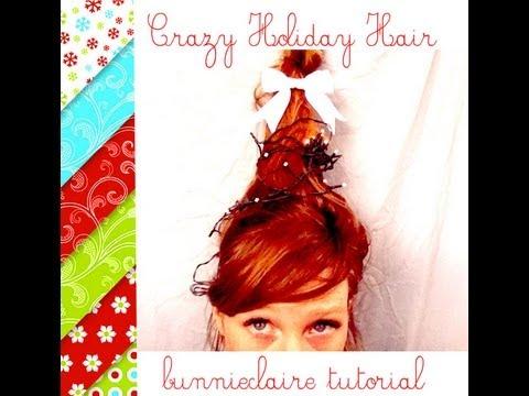 holiday hair make water