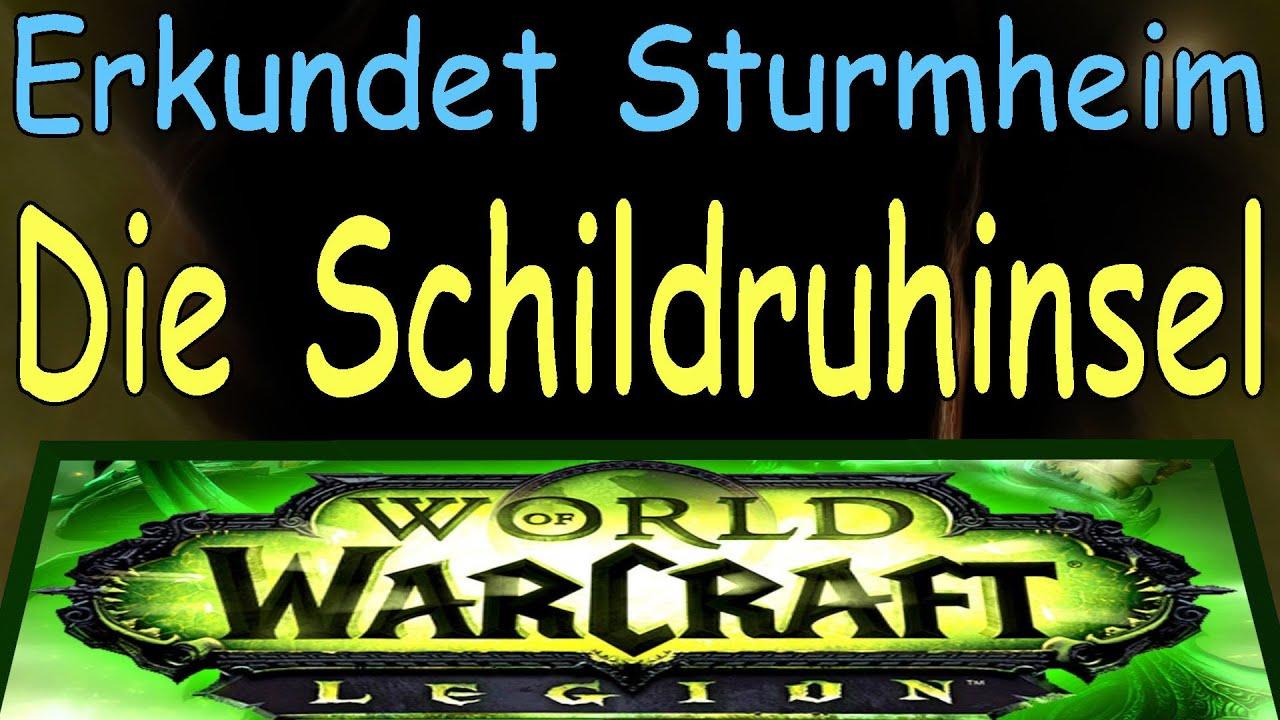 Shields Rest Stormheim