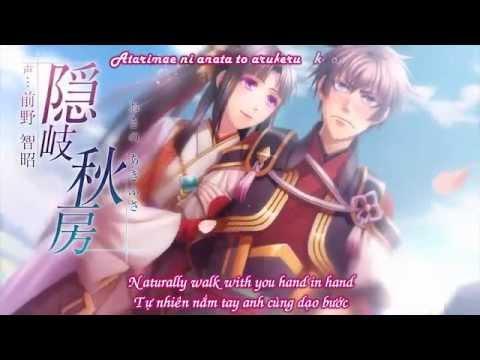 Kara + Engsub + Vietsub Soredemo Watashi wa  Fujita Maiko