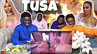 KAROL G, Nicki Minaj - Tusa *REACTION*