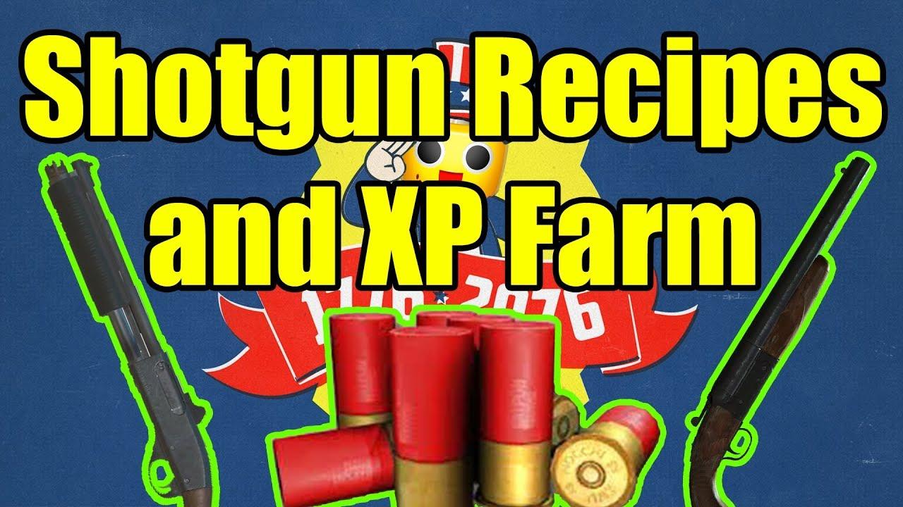 Fallout 76 Gun Mod Farm And Fast Xp Farm Location Fallout 76 Tips