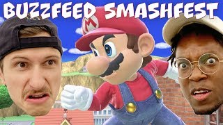 The Buzzfeed Super Smash Bros Ultimate Showdown
