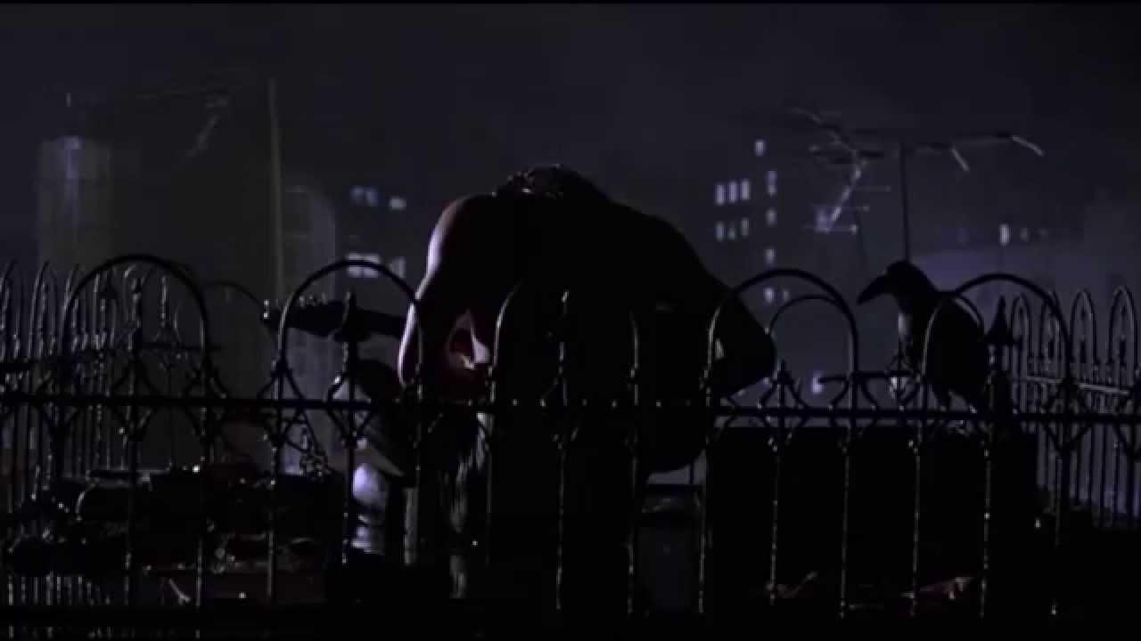 The Crow Il Corvo Eric Draven Guitar Solo Scena
