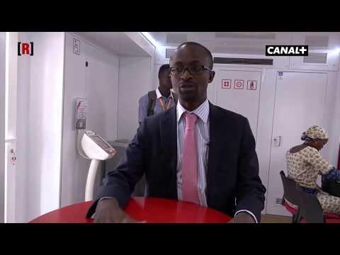 AGENCE BANCAIRE MOBILE SOCIÉTÉ GENERALE  BURKINA FASO (Canal +)