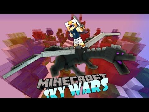 Minecraft SKYWARS #15: GÓC LAG RỒNG ENDER THẦN KÌ l Hypixel Sever