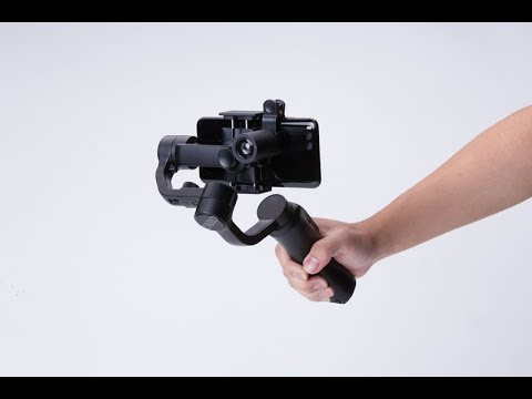 Taro Auto tracking Stabilizer for Smartphone, DSLR and GoPro - Unravel Travel TV