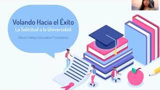 Volando Hacia El Éxito - La Solicitud a la Universidad