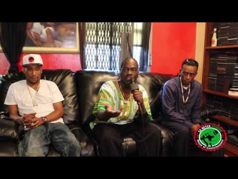 Lord Jamar Black Dot & Prof  Griff : What Are We Gonna Do Now?  The New Movement