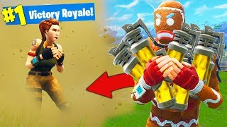 I Was Wrong About The STINK BOMB - Fortnite Battle Royale