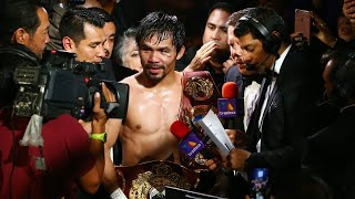 Manny Pacquiao vs Jeff Horn Aftermath part 2!!!