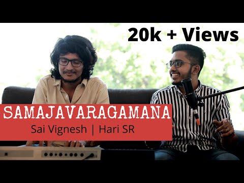 Samajavaragamana Song Cover  Sai    Sid Sriram  #aa19