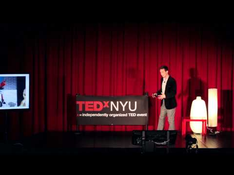 The characters we grow up with: Tyler Rabinowitz at TEDxNYU