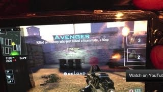 call of duty black ops declassified on ps vita unwrapping gameplay multiplayer
