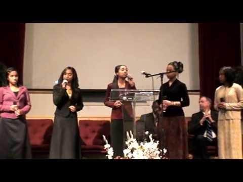 'Tis So Sweet To Trust In Jesus - Cadet Sisters