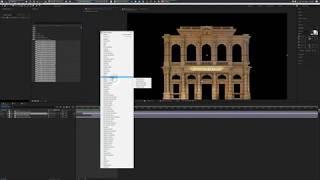 Видео мэппинг в After Effects. Видео урок 1 - Frontskill