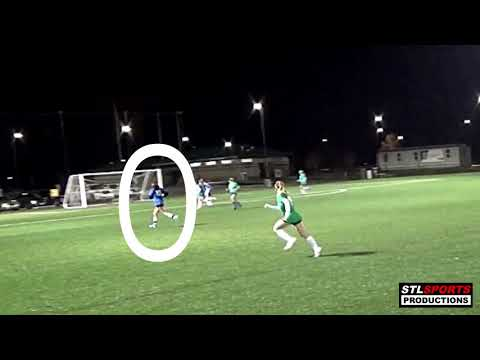 Galena Stewart College Soccer Recruiting Video