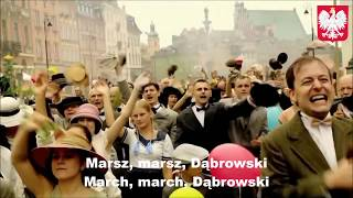 National Anthem of Poland - Mazurek Dąbrowskiego
