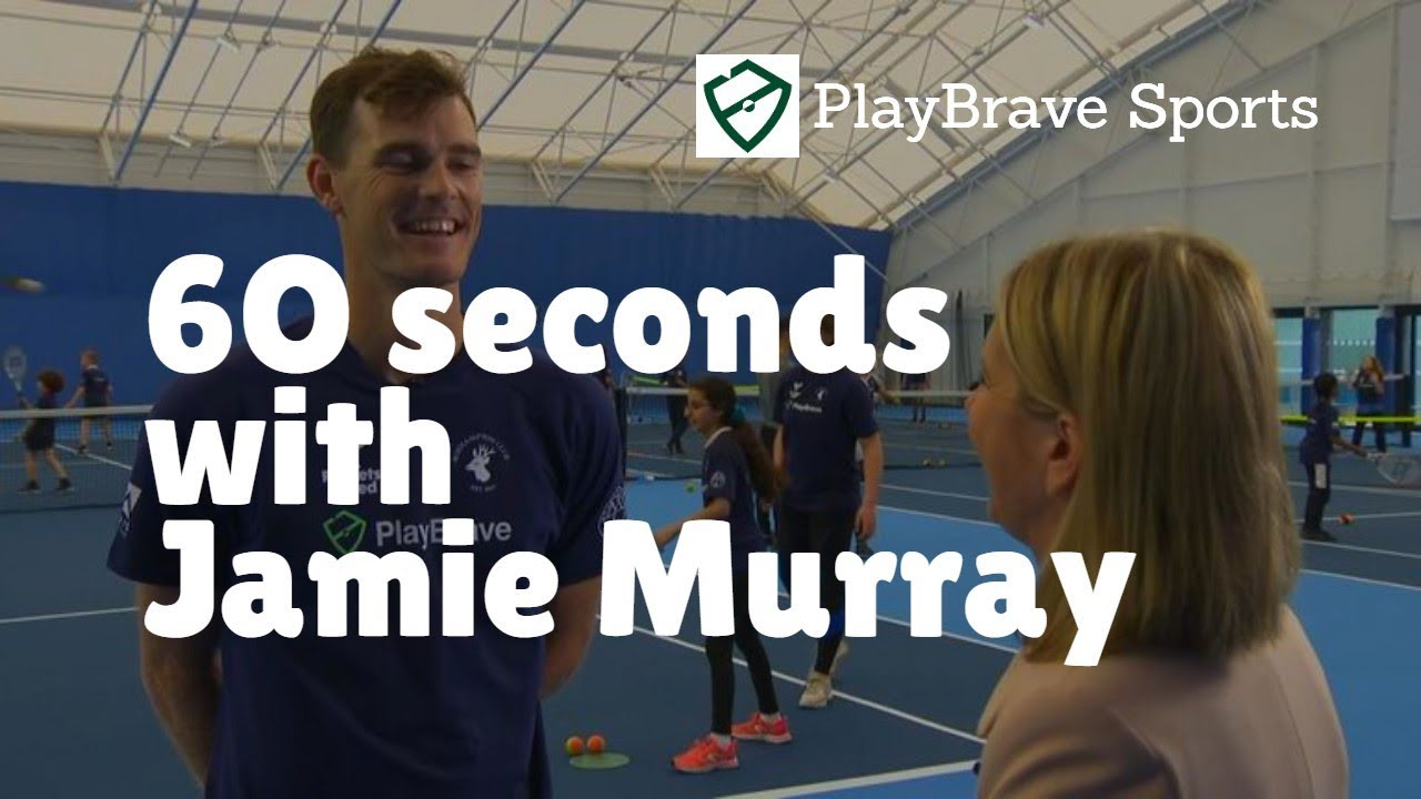 Jamie Murray Interview - 60 Seconds With Jamie Murray ...