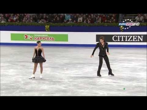 2014 European Championships Review - Elena ILINYKH / Nikita KATSALAPOV (FD)