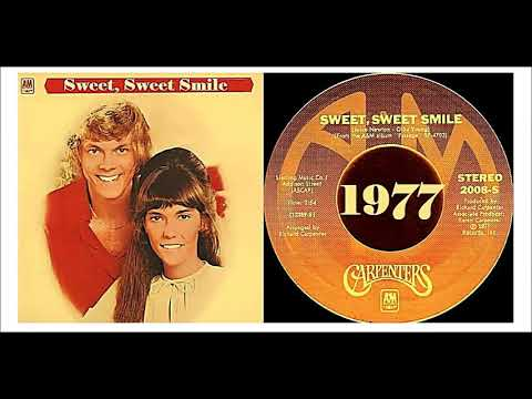 Carpenters - Sweet, Sweet Smile 'Vinyl' mp3