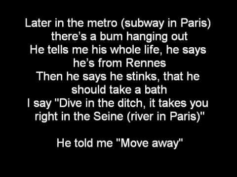 MC Solaar - Bouge de là (with english lyrics on screen)