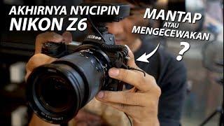 NIKON Z6 body Plus FTZ Mount Adapter Kit Mirroless Digital Camera