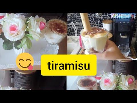 كيف-تحضر-تيراميسو-بطريقة-سهلة-جدا-🍧😉#-tiramisu#