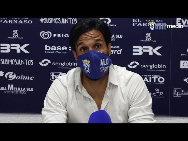 Rueda de Prensa | Aloisio vs C.P. Villarrobledo (Jornada 1)