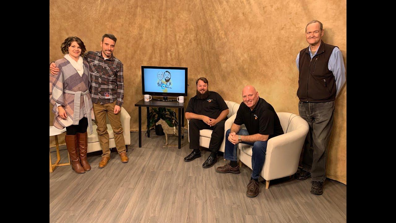 Clip   Yantha Cycle on John & Dave TV