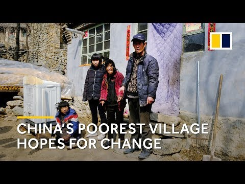 Extreme Poverty In China: Poorest Village Hopes For Change