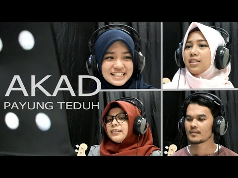 Akad - Payung Teduh | Vocal Group | Cover | IeVoice