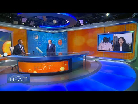 The Heat: China and the West in Africa