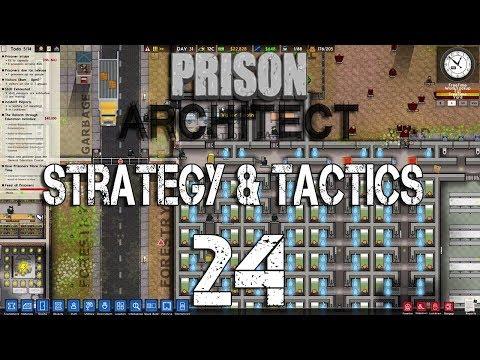 Prison Architect Strategy & Tactics 24: Regime Change