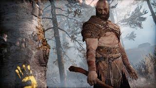 GOD OF WAR Walkthrough Gameplay Part 1 - An Older Demigod (God of War 4)