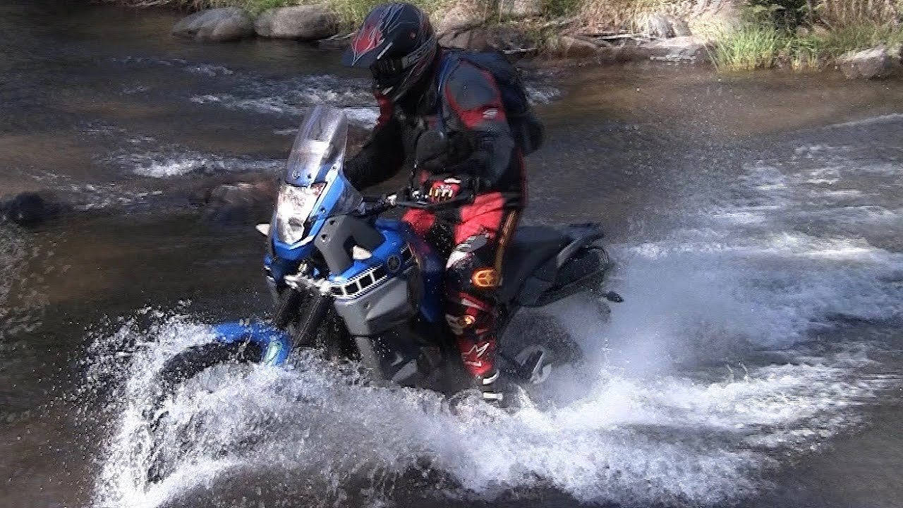 Mountain Motorcycle Adventure Full Length