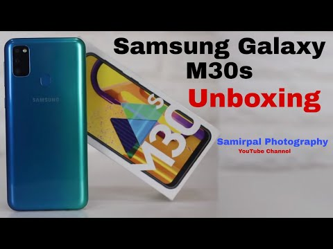 samsung-galaxy-m30s-  -unboxing