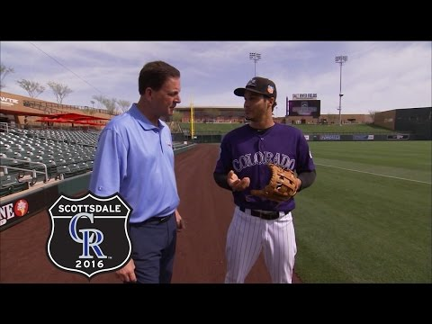 30 Clubs In 30 Days: Nolan Arenado On Improving Your Fielding
