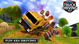 Offroad Transport Truck Driving - Jeep Driver 2019 - Android Gameplay Fhd