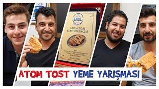Sürpriz Sonlu Atom Tost Yeme Yarışması (CHALLENGE)