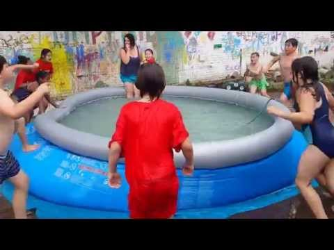 #ThisisReal Water Play at Lumpy Hill Adventure Playground