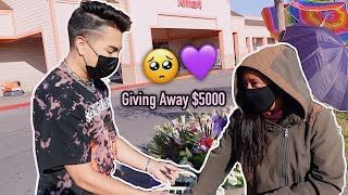 GIVING BACK TO OUR STREET VENDORS!! | Louie's Life