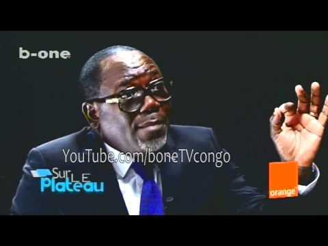 Sur Le Plateau avec le Pasteur Jean Bosco Kindomba