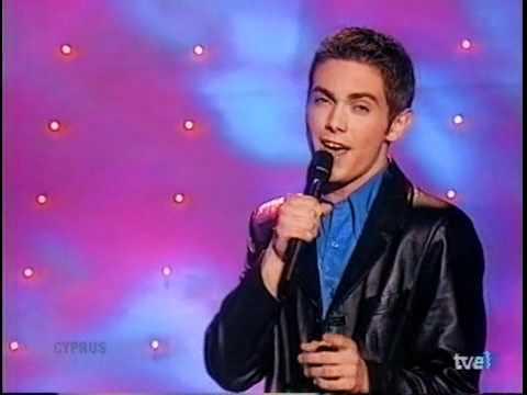 Eurovision 1998 - 17 Cyprus -  Michalis Hatzigiannis - Yenesis
