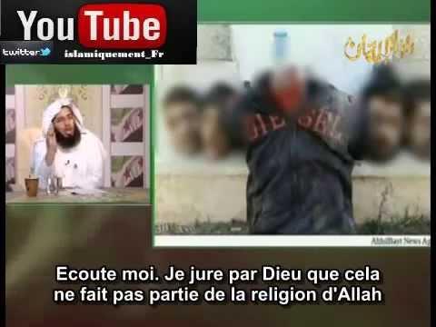 La barbarie de Daech n'est pas l'islam ! 3/3
