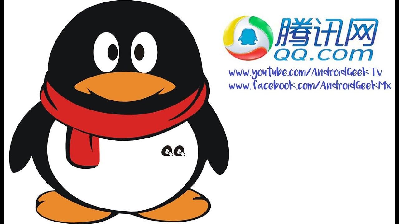 Como Crear Cuenta Qq Para Los Juegos Chinos En Android Youtube