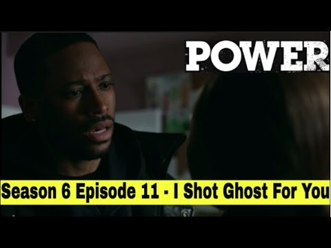 Power Season 6 Episode 11 Sneak Peek | Quinton Wallace Shooting Ghost For Putting Hands On Tasha?