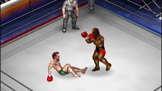 Fire Pro Wrestling World - Floyd Mayweather vs Conor McGregor [Boxing Match]