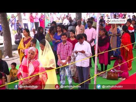 ANNUAL FEAST OF INFANT JESUS English Mass from Infant Jesus Shrine, EMJALA, TS,India. 9-2-20
